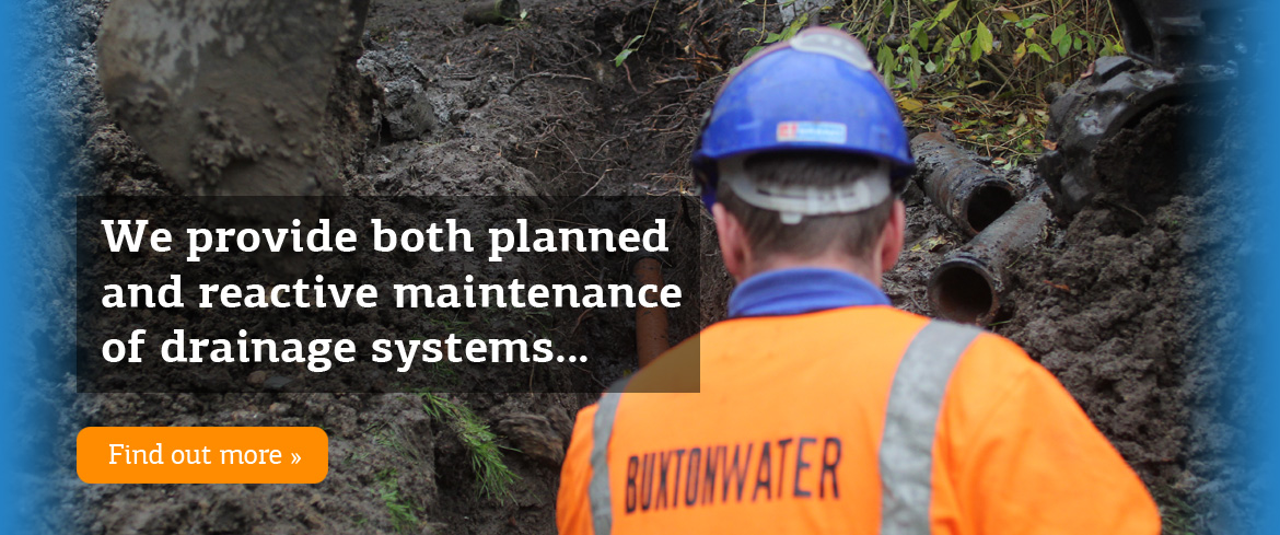Commercial Drainage Contractors
