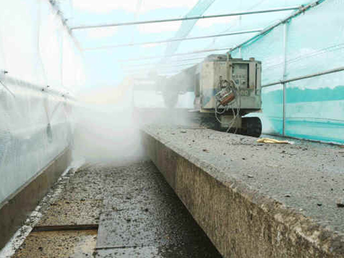 Robotic Concrete Removal and Concrete Cutting Services