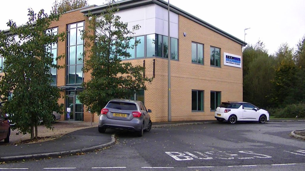 Buxton Water Head Office